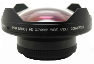 Broadcast Series 58mm 0.7x (58BW4303) Lens