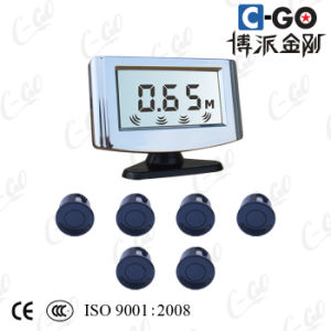 LCD Display Parking Sensor (CG-P5168B)