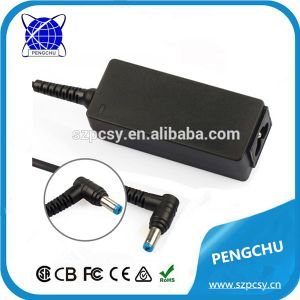 30W 19V 1.58A AC Adaptor for HP Laptop Battery Charger with 4.0 X 1.7mm DC Connector