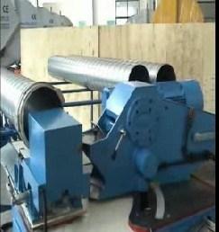 Spiral Tubeformer (MHTF-1602) pictures & photos
