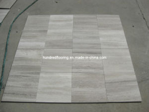 Grey Wood Vein Marble for Wall and Floor Tile pictures & photos