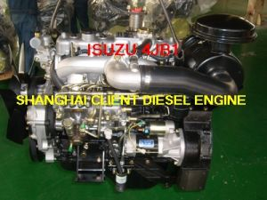 4jb1 Engine for Isuzu, Isuzu 4jb1t pictures & photos