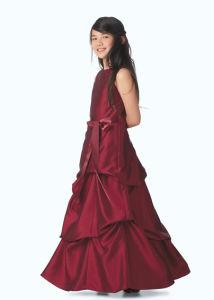 Ever-Beauty Little Girl Dress, Flower Girl Dress -006