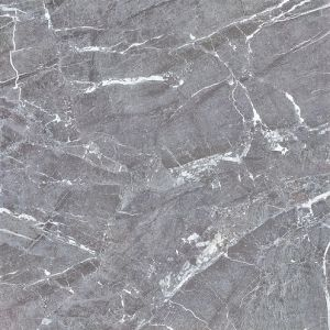 grey marble look 600x600 polished glazed porcelain tile