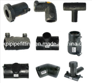 HDPE Electrofusion Fittings for Water/Gas Pipe