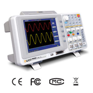 Portable Digital Storage Oscilloscope (PDS8202T 200M)