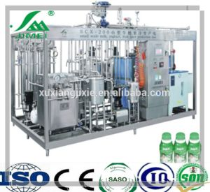200L/H Dairy Small Fresh Milk Juice Yogurt Processing Production Line Plant pictures & photos