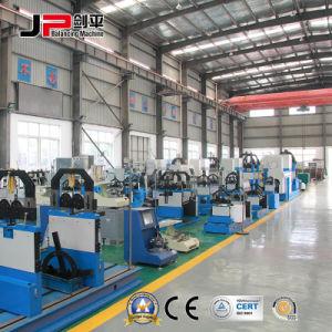 Jp Balancing Machine for Motor Fan Turbo Crankshaft Pump Propeller Roller Centrifuge pictures & photos