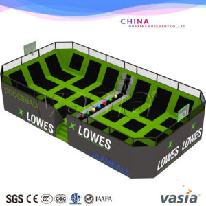 Children Indoor Trampoline Park for Hot Selling pictures & photos
