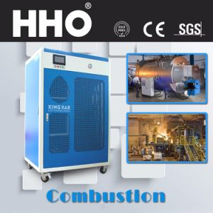 2017 Patent Oxy-Hydrogen Generator for Fuel Saving of Boiler pictures & photos
