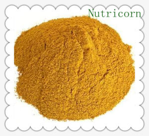China Supplier of Corn Gluten Meal Animal Feed Premix pictures & photos
