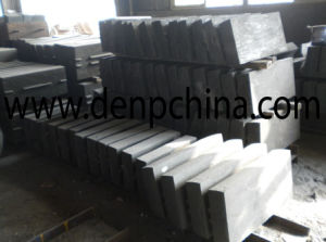 Impact Crusher Spares/ Cr26 Blow Bar pictures & photos