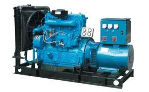 Diesel Generator (Open Frame Type Water Cool Diesel 10GF, 12GF)