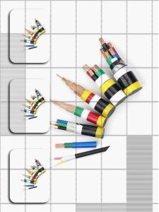 Insulated PVC Sheathed Power Cable pictures & photos