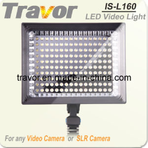 Hot-Selling LED Video Light Is-L160 for Camera