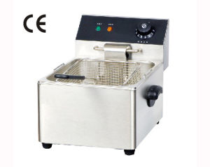 1-Tank Electric Fryer (YF-8L, YF-11L) (CE APPROVED)