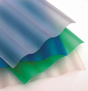PVC Corrugated Sheet (PVC-CS-A9)