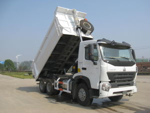 Sinotruk HOWO A7 260HP 6X4 Dump Truck pictures & photos