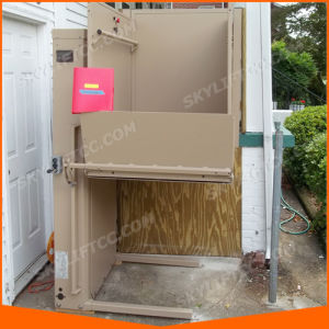 Wheelchair Lifting Platform Lift pictures & photos