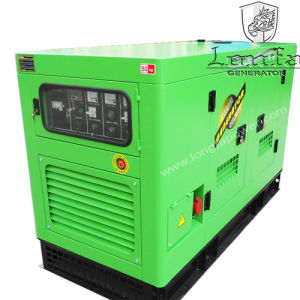 15kVA Double Cylinder Water Cooled Cummins Engine Silent Diesel Generator pictures & photos