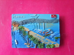 2011 New Fridge Magnet Barcelona (S008)