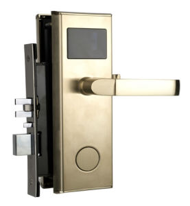 ANSI Hotel MIFARE Door Lock pictures & photos