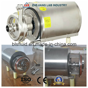 Sanitary Stainless Steel Milk Pump pictures & photos