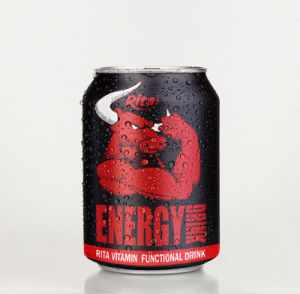 Whosaler Viet Nam Beverage Energy Drink 250ml Short Can pictures & photos