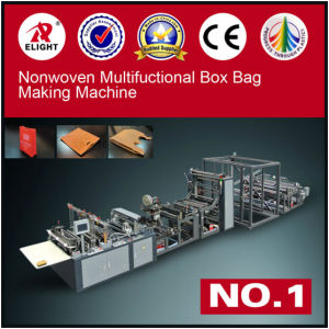 Nonwoven Box Bag Making Machine (XY-600/700/800) pictures & photos