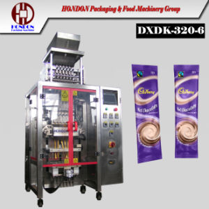 Automatic Multi-Lines Granular Packing Machine (DXDK-320) pictures & photos