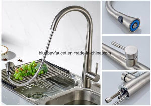 Hot Selling Brass Pull out Kitchen Faucet pictures & photos