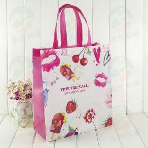 Fashion Non Woven Bag with Customised Design Can Hold 20 Kg (MY-026) pictures & photos