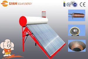 Non-Pressure Solar Hot Water Heater