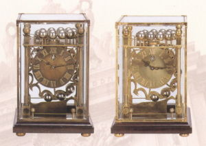 Copper Mechanical Clock (S9003/S9003A) pictures & photos