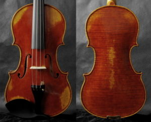 Oil Vanish Violin (SV-305A)