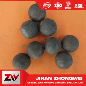 Dia 20-150mm Hot Rolling Ball for Ball Mill pictures & photos