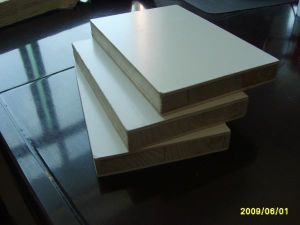 Polyester Blockboard pictures & photos