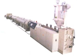 Super Heavy Molecular Weight PE Tube Production Line pictures & photos