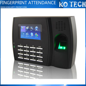 SMS Based Employee Fingerprint Time Recorder Ko-Z300