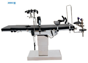Electric Operating Table (Model PT-2000C) pictures & photos