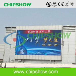 Chipshow RGB Full Color Outdoor P10 LED Display Board pictures & photos