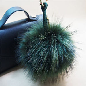 2017 High Quality Hot Sale Soft Genuine Raccoon Fur Ball pictures & photos