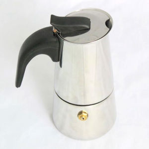 Nice Stainless Steel Bakelite Handle Coffee Kettle pictures & photos