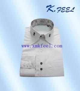 100% Cotton Shirt for Business Man (KFCS-109)