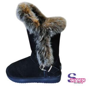 Fashion Design Women Half Snow Boots