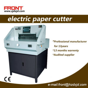 Electrical Paper Cutter (E720T) 720mm Size pictures & photos