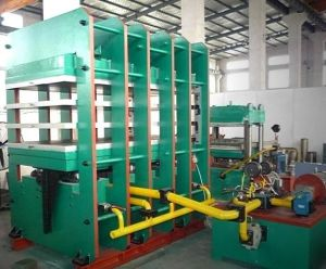 Frame Conveyor Belt Vulcanizing Press pictures & photos