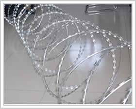 China Manufacturer Cross Concertina Razor Wire pictures & photos