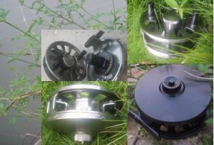 Freistaat Fly Reel