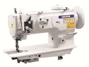 Single Needle Unison Feed Walking Foot Heavy Duty Sewing Machine pictures & photos